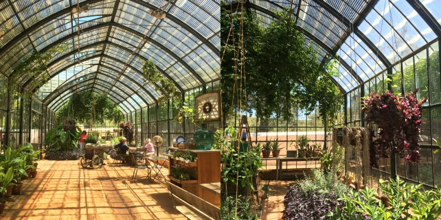 The Beautiful Greenhouse