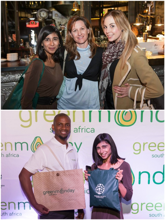 GreenMondaySA Launch Event