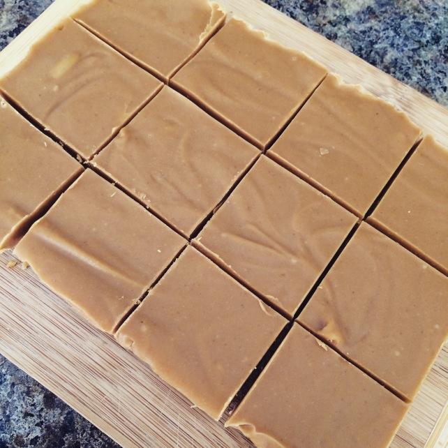 Vegan Peanut Butter Fudge