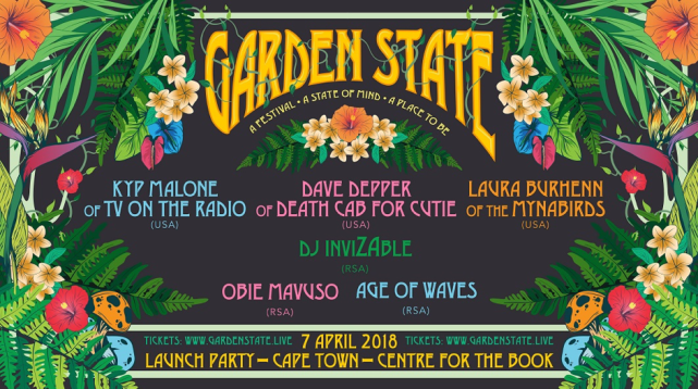 Introducing Garden State - launch event